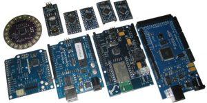 arduino - mikrokontrolery