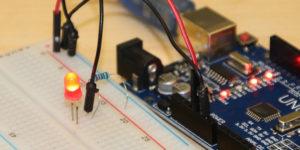 téma - arduino - zapojení